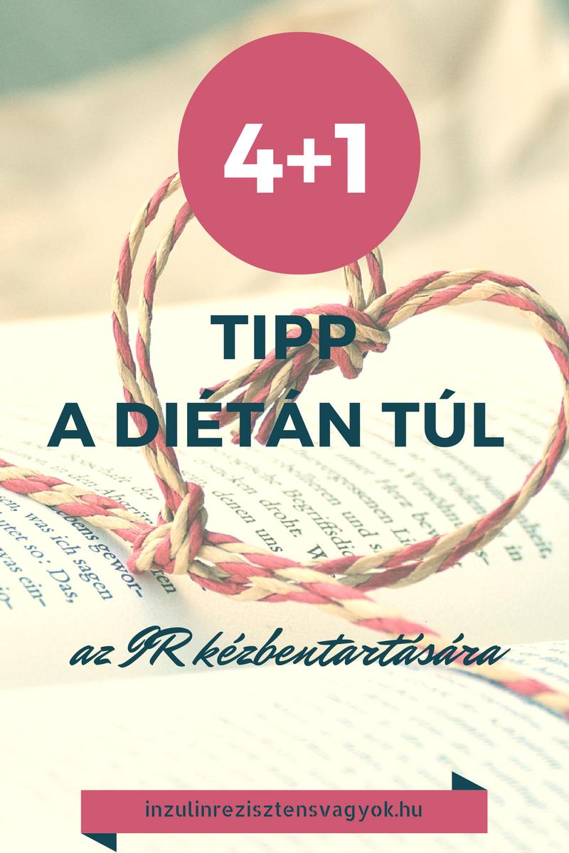 4+1 tipp a diétán túl az IR kézbentartására