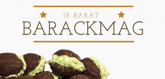 Barackmag recept