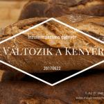 Könnyebben vásárolunk kenyeret 06.22 után