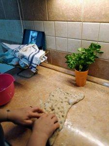 Teljeskiőrlésű kenyér recept kovásszal