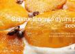 Szívmelengető gyömbéres-diós-khakis krémes pite